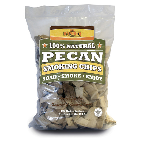 Mr. Bar-B-Q Pecan Wood Smoking Chips