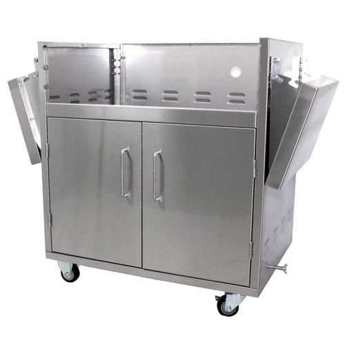 "Dragonfire 40"" Gas Grill Cart"