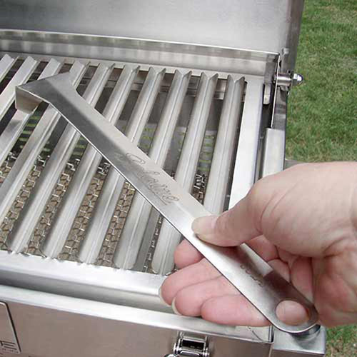 Solaire Stainless Steel Grid Scraper - SOL-SC1