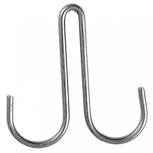 Twin Hook-Stainless Steel
