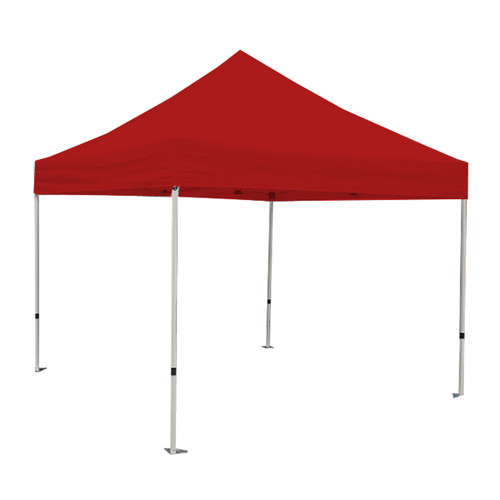 King Canopy 10' x 10' Canopy with Red Cover
