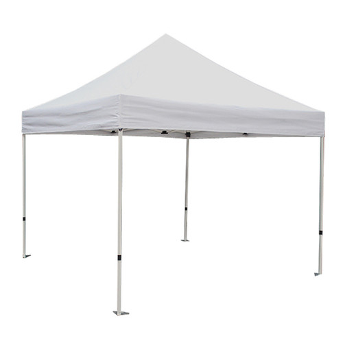King Canopy 10' x 10' Canopy with White Cover