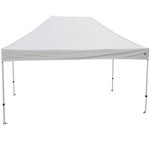 King Canopy 10' x 15' Canopy with White Cover