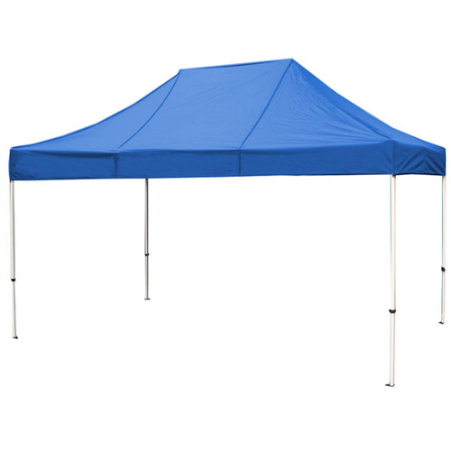 King Canopy 10' x 15' Canopy with Blue Cover