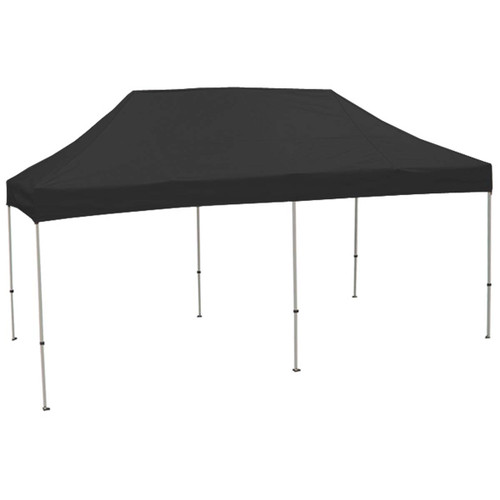 King Canopy 10' x 20' Canopy with Black Cover