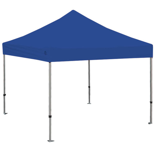 King Canopy 10' x 10' Blue Cover Canopy