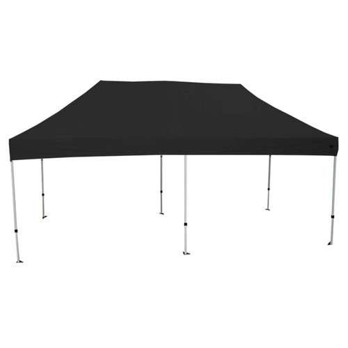 King Canopy 10' x 20' Black Cover Canopy