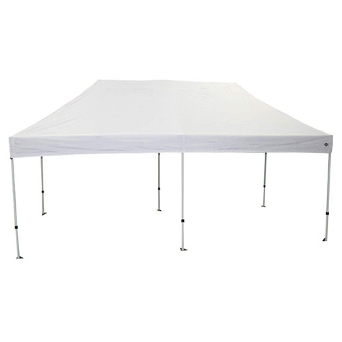 King Canopy 10' x 20' White Cover Canopy