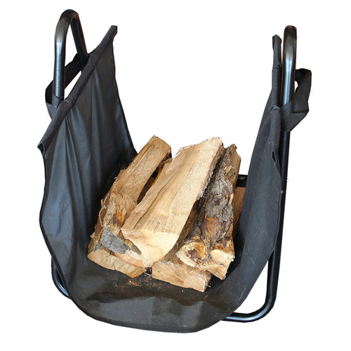 King Canopy  Firewood Rack Carrier with Frame
