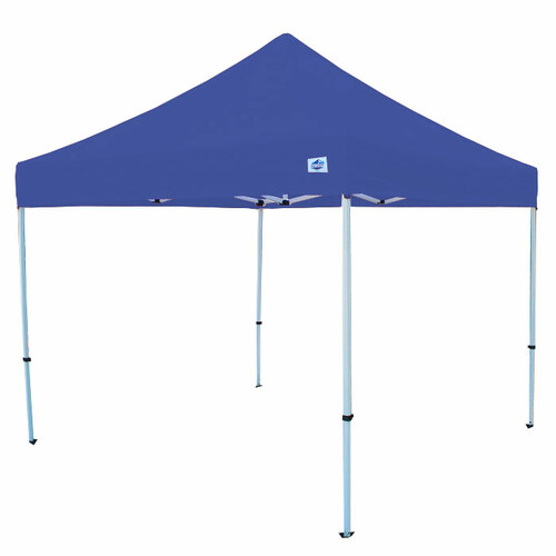 King Canopy  10' X 10' Tuff Tent Canopy- Blue