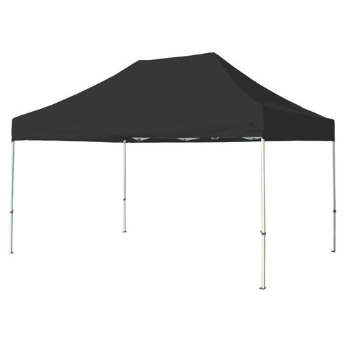 King Canopy  10' x 15' Tuff Tent Canopy- Black