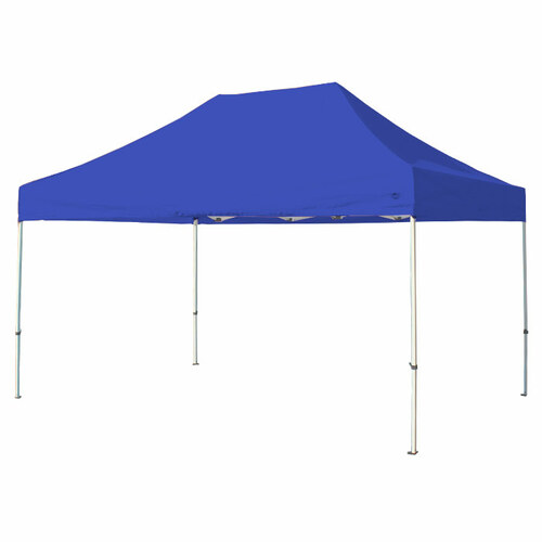 King Canopy  10' x 15' Tuff Tent Canopy - Blue