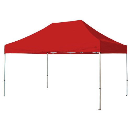 King Canopy  10' x 15' Tuff Tent Canopy - Red