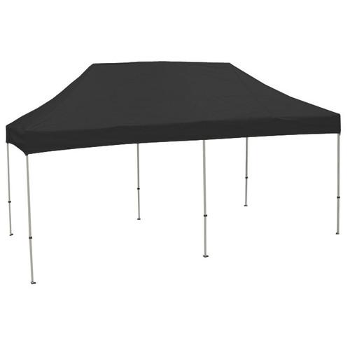 King Canopy  10' x 20' Tuff Tent Canopy - Black