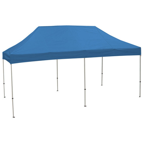King Canopy  10' x 20' Tuff Tent Canopy - Blue