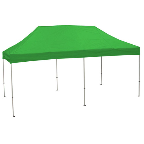 King Canopy  10' x 20' Tuff Tent Canopy - Green