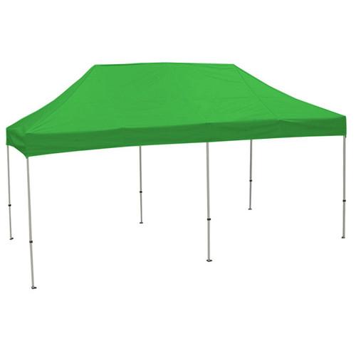 King Canopy  10' x 20' Tuff Tent Canopy - Green