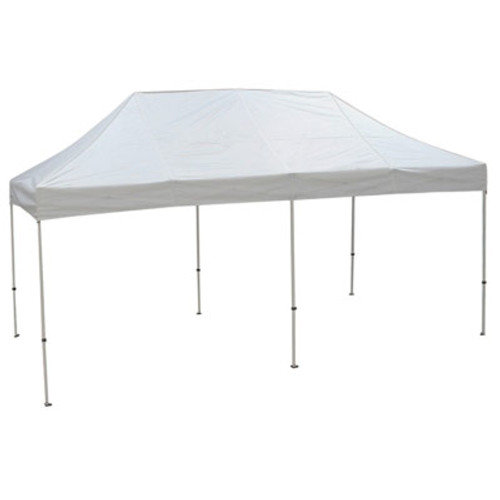 King Canopy 10' x 20' Tuff Tent Canopy - White