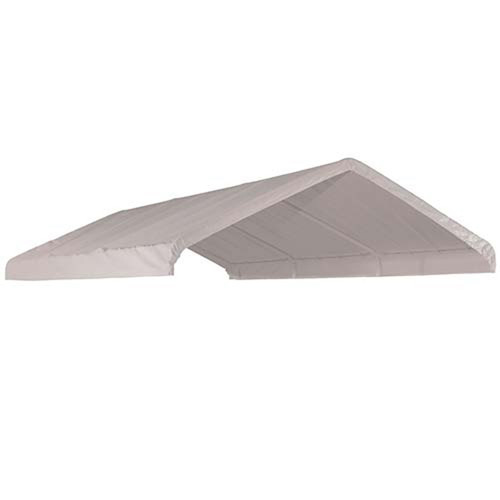 ShelterLogic 10' x 20' Max AP White Canopy Replacement Cover
