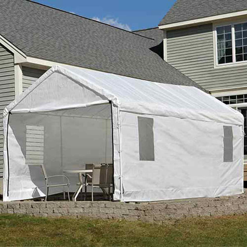 ShelterLogic 10' x 20' Max AP Canopy Enclosure Kit