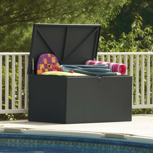 Anthracite Patio Storage Box
