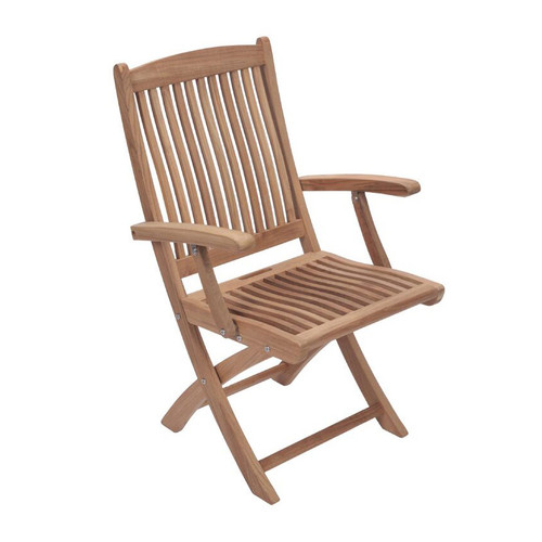 Sailor Folding Arm Chair