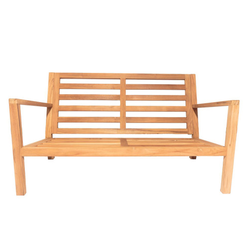 Coastal Two Seater Bench Frame