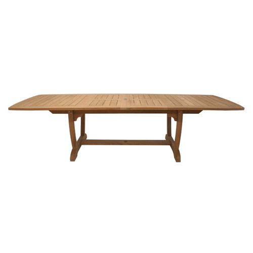 Small Teak Gala Expansion Table