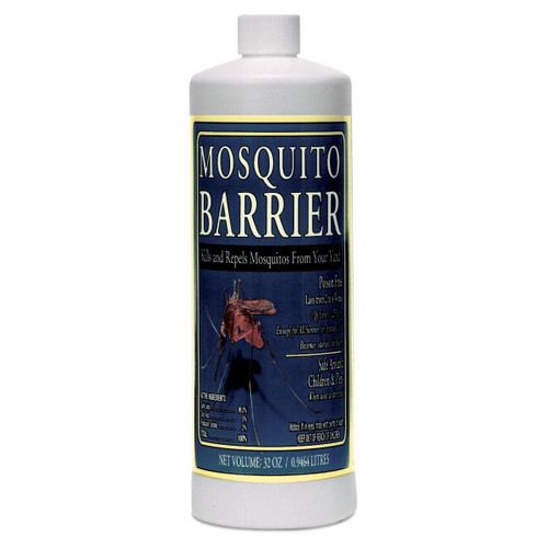 Mosquito Barrier - Insect Repellent - 1 Quart