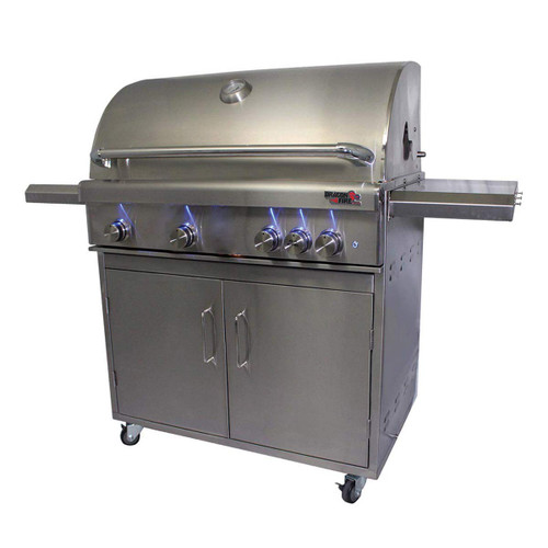 "DragonFire 32"" Gas Grill"