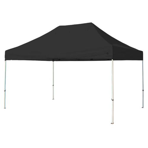 King Canopy 10' x 15' Canopy with Black Cover