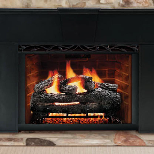 All Hargrove logs carry a lifetime warranty against breakage
