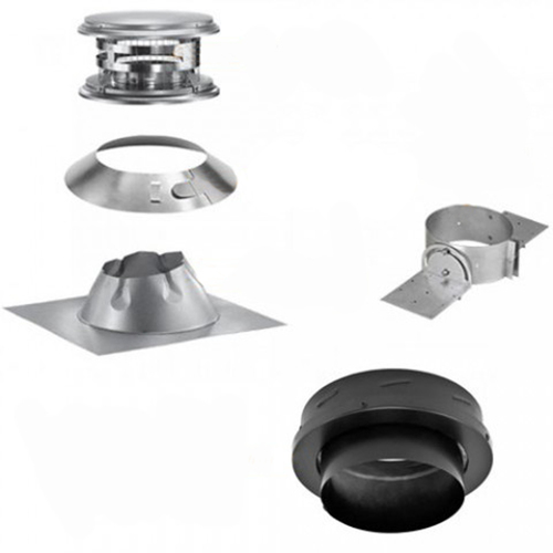 6'' DuraTech Roof Mount Support Kit - DT640-KIT