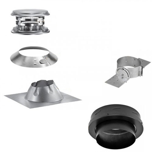 8'' DuraTech Roof Mount Support Kit - DT840-KIT