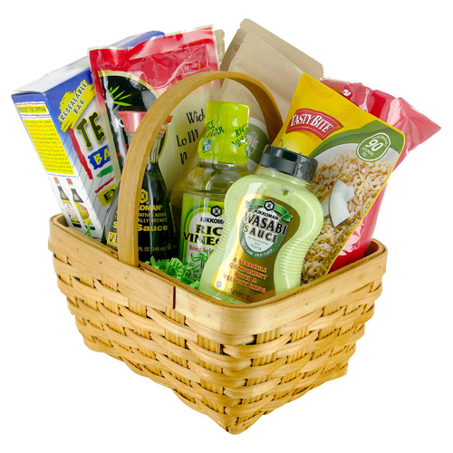 Japanese Cuisine Gift Basket