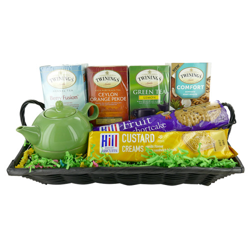 Twinings Teas Gift Basket