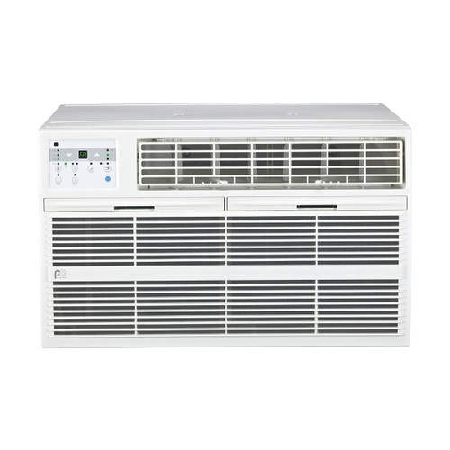 230V 10,000 BTU Through the Wall Heat/Cool Air Conditioner with Remote Control