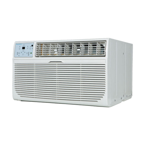 Energy Star 10,000 BTU 230V Through-the-Wall Air Conditioner with Follow Me LCD Remote Control