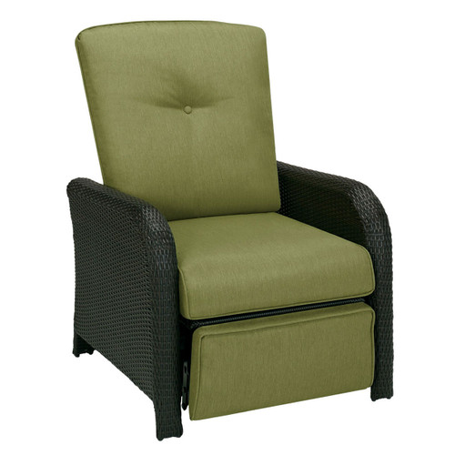 Strathmere Luxury Recliner in Cilantro Green