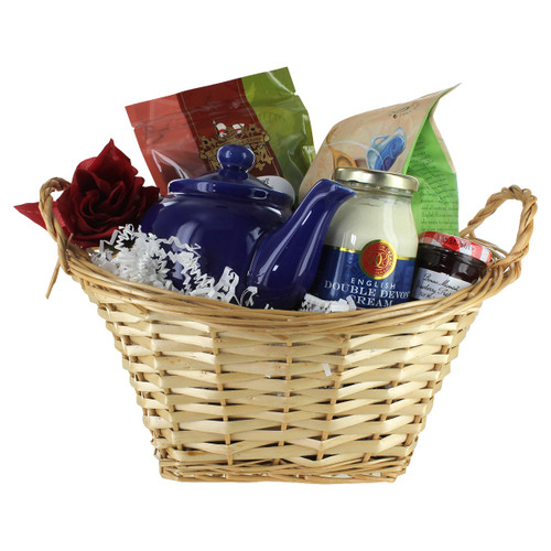 Organic Tea Gift Basket