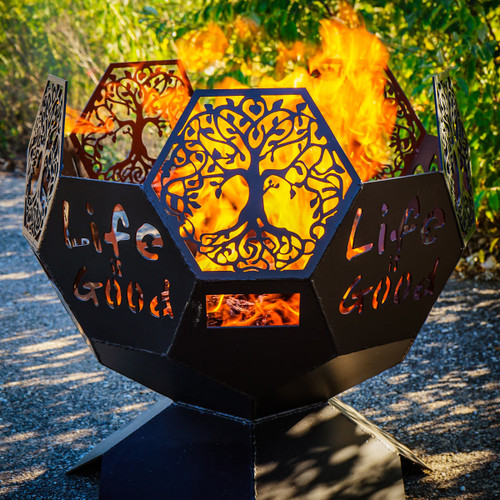 "26"" Custom Fire Pit Designs"