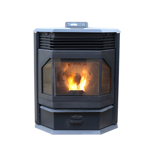 Bay Front Pellet Stove- 1800 sq. ft- F500210