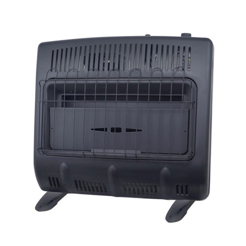 Vent Free 30,000 BTU Propane Garage Heater with Fan- F299740