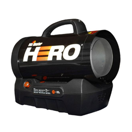 Hero 35,000 BTU Cordless Forced Air Propane Heater- F227900