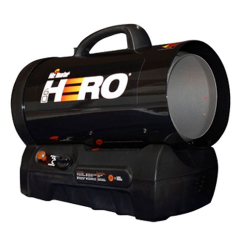 Hero 30,000-60,000 BTU Cordless Forced Air Propane Heater- F228810