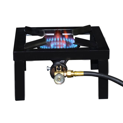15,000 BTU Single Burner Angle Iron Stove - F235825