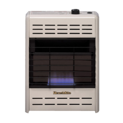 Empire 10,000 BTU Blue Flame Propane Heater Manual Temperature Control