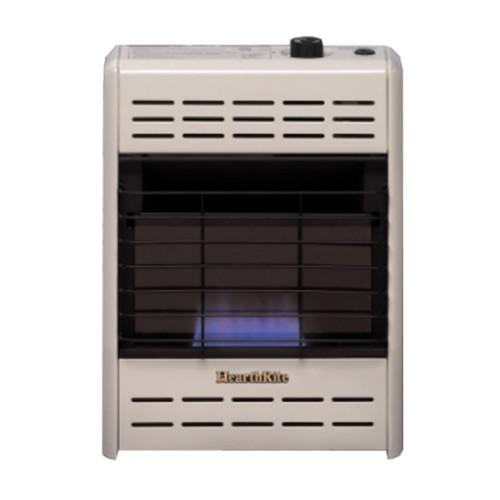 Empire 10,000 BTU Blue Flame Natural Gas Heater Manual Temperature Control