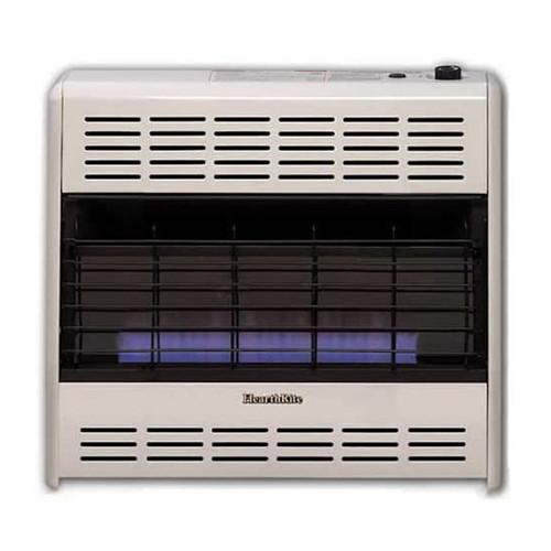 Empire 30,000 BTU Blue Flame Natural Gas Heater Manual Temperature Control