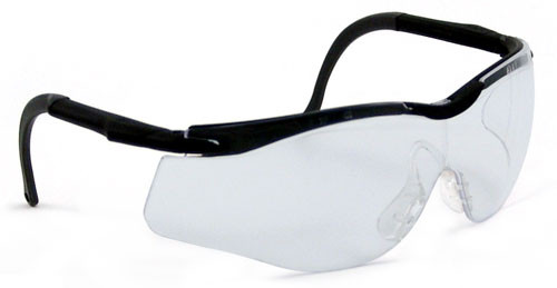 North N-Vision Safety Glasses w/ Clear Lens